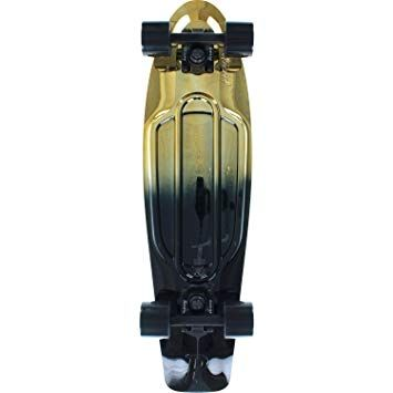 Skateboards color oro-dorado