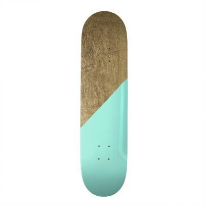 Skateboards color verde