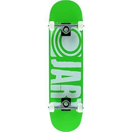 skateboards color verde
