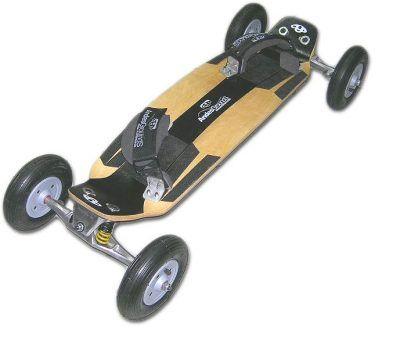 Skateboards con ruedas grandes