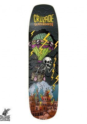 Skateboards cruzade