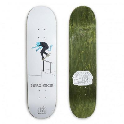 Skateboards de 7.8