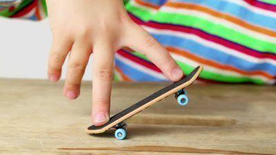 Skateboards de dedos