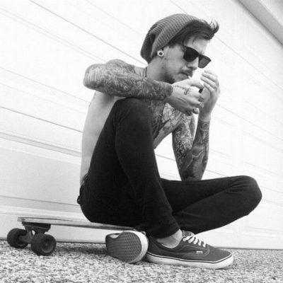 Skateboards de hombre chico
