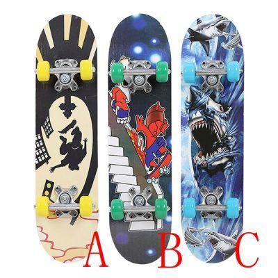 Skateboards de madera