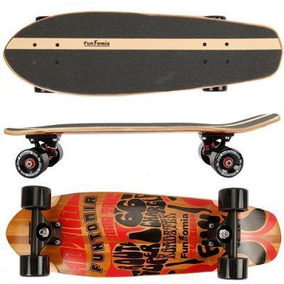 Skateboards funtomia