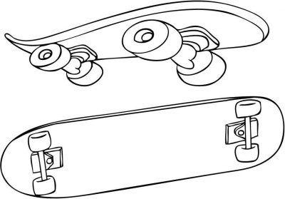 Skateboards para pintar