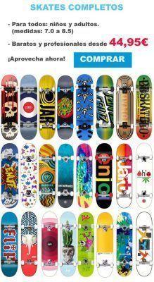 Skateboards para principiantes