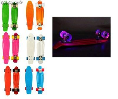 Skateboards por colores