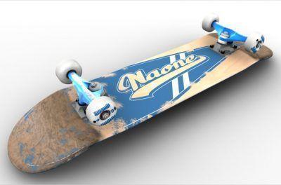 Skateboards reales