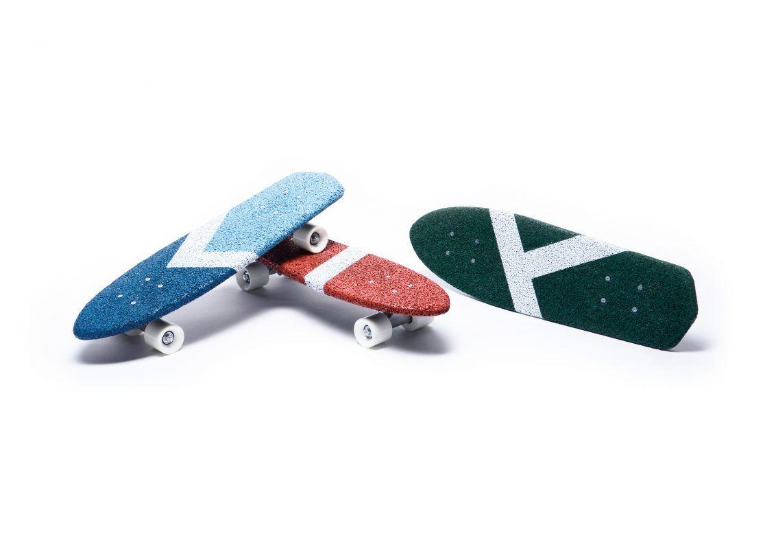 skateboards sostenibles