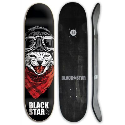 Skateboards star skateboards