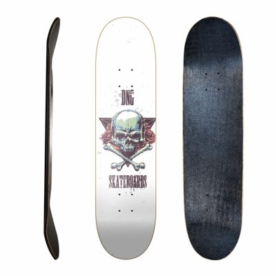 Skateboards urban