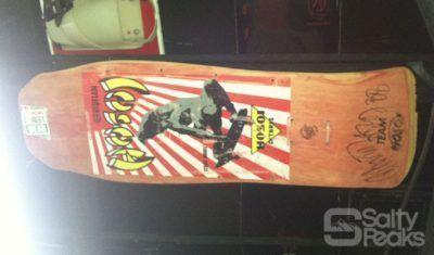 Skateboards vintage