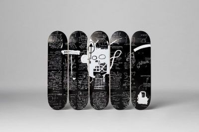 Skateboards x5