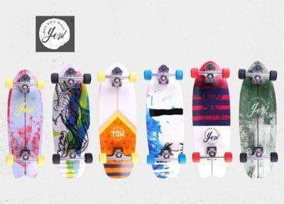Skateboards yow