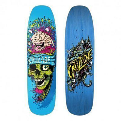 Sudaderas cruzade de skateboard