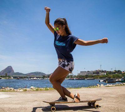 Sudaderas deuba de skateboard
