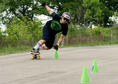 Sudaderas enkeeo de skateboard