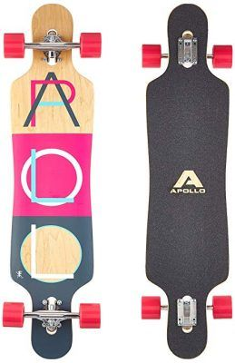 Tablas apollo para skateboard