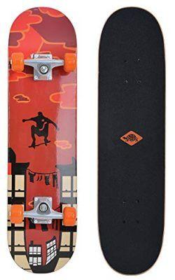 Tablas hudora para skateboard