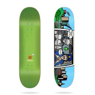 Tablas jart para skateboard