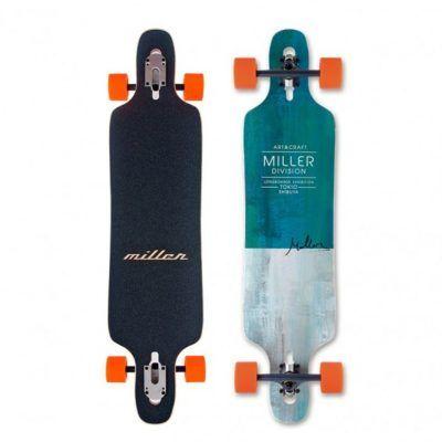 Tablas miller-division para skateboard