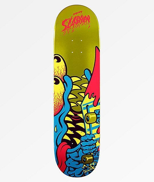 tablas santa-cruz para skateboard