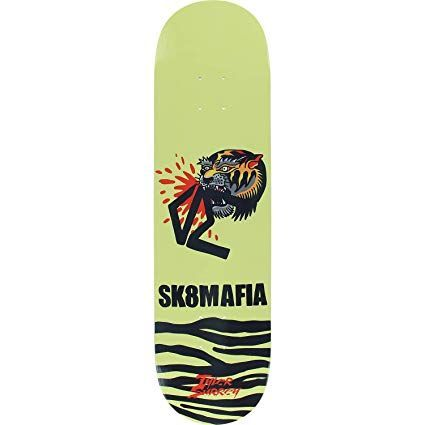 tablas sk8mafia para skateboard