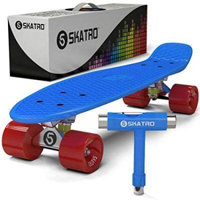 Tablas skatro para skateboard