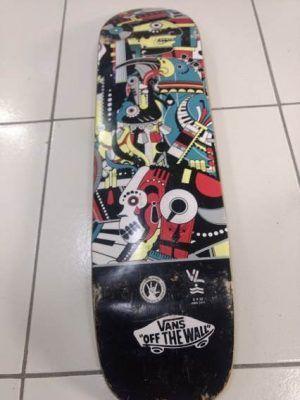 Tablas vans para skateboard