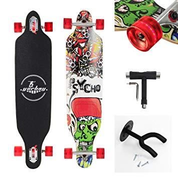 Tablas yorbay para skateboard
