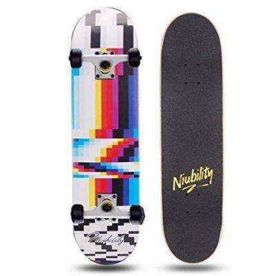 Tablas zxcvb para skateboard