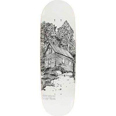 Woods para skateboards