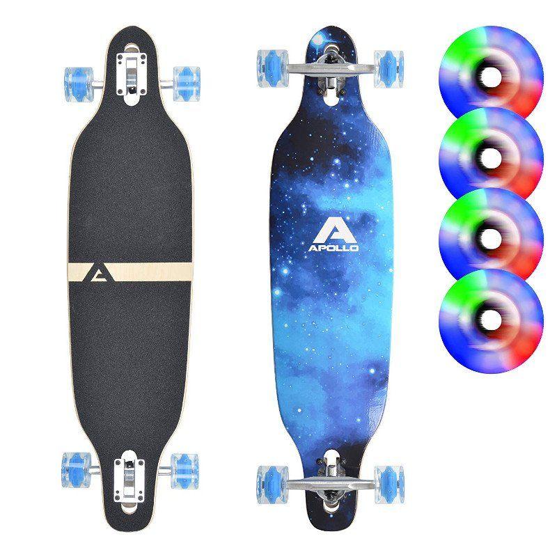 zapatillas apollo de skateboard