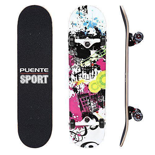 zapatillas hudora de skateboard