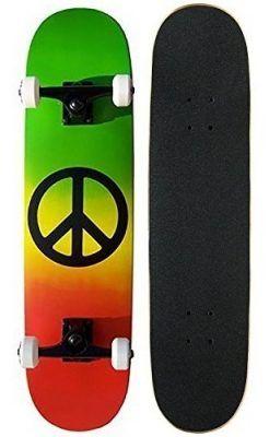 Zapatillas krown de skateboard