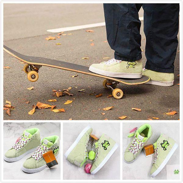 zapatillas lw de skateboard
