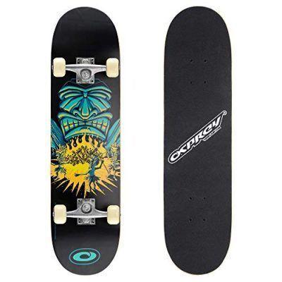 Zapatillas osprey de skateboard