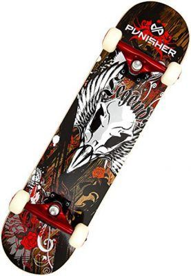 Zapatillas punisher skateboards de skateboard