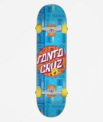 Zapatillas santa cruz de skateboard