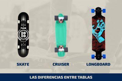 Zapatillas tricks de skateboard