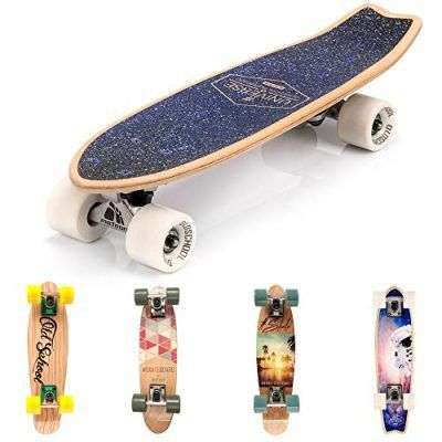 Zapatillas yorbay de skateboard