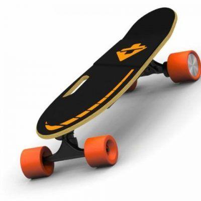 Zapatillas yuneec de skateboard