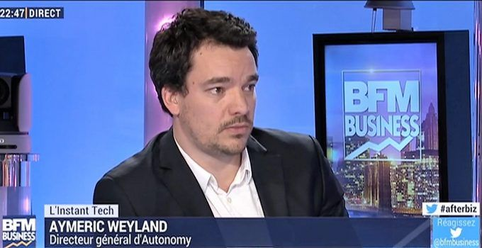 ¿Qué alternativas al tren hoy y mañana? Entrevista - Aymeric Weyland