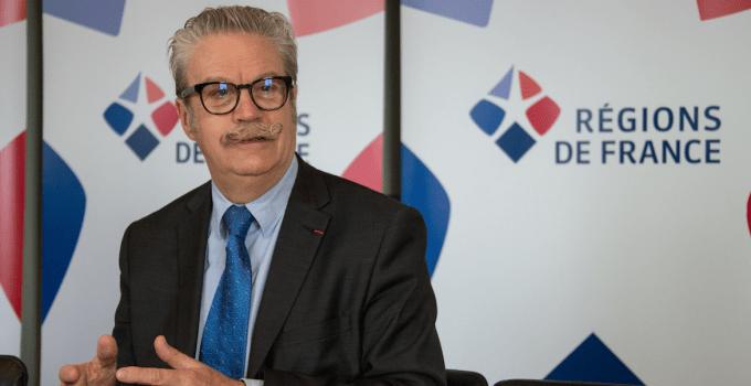 2018: ¿qué retos para las regiones? Entrevista con Michel Neugnot