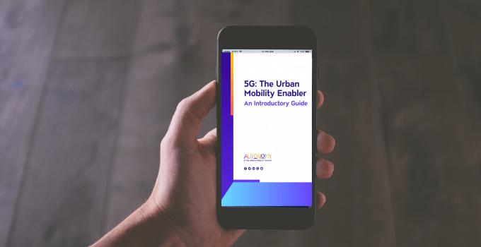 5G: El Facilitador de la Movilidad Urbana