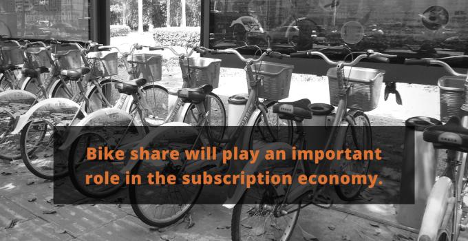El futuro de Bike Share
