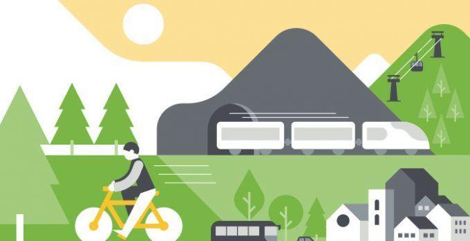 El futuro de la movilidad sostenible: un enfoque de tres pilares