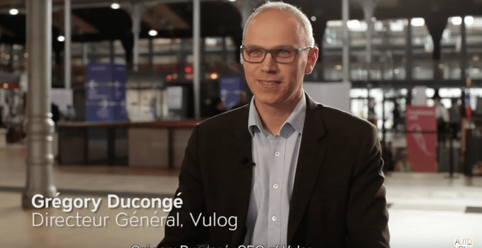 Gregory Ducongé - CEO